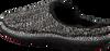 Schwarze TOMS Hausschuhe IVY - small