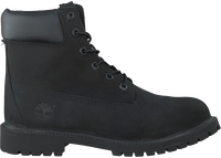 Schwarze TIMBERLAND Ankle Boots 6IN PRM WP BOOT KIDS - medium