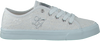 Weiße LIU JO Schnürschuhe UM22070 - small