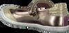 Goldfarbene OMODA Ballerinas 9900 - small