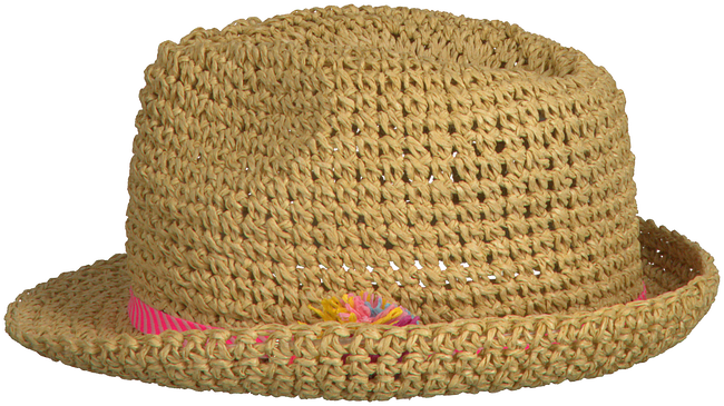 Beige LE BIG Hut SALWA HAT  - large
