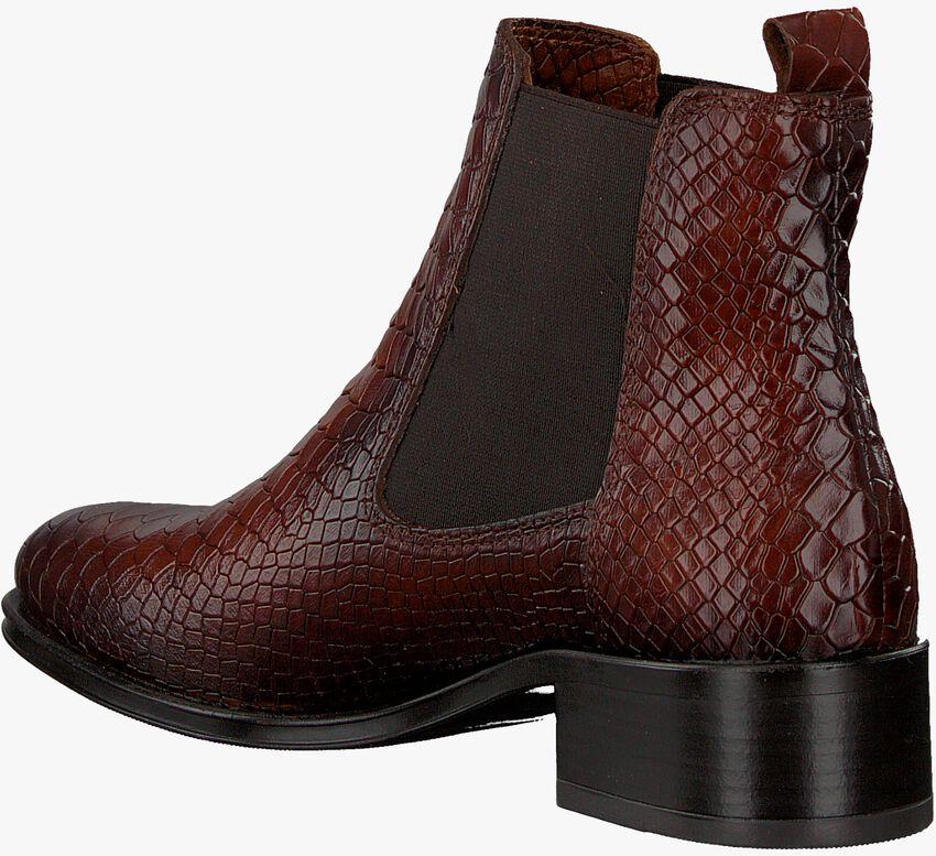 Braune NOTRE-V Chelsea Boots 567 001FY  - larger