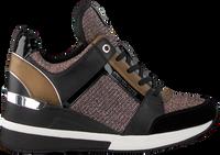 Schwarze MICHAEL KORS Sneaker GEORGIE TRAINER  - medium