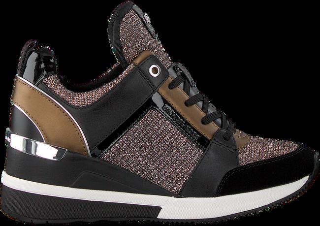 Schwarze MICHAEL KORS Sneaker GEORGIE TRAINER  - large