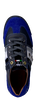 Blue PANTOFOLA D'ORO shoe ASCOLI PICENO LOW J  - small