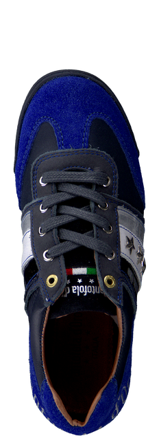 Blue PANTOFOLA D'ORO shoe ASCOLI PICENO LOW J  - large