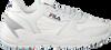 Weiße FILA Sneaker ORBIT CMR JOGGER LOW WMN  - small