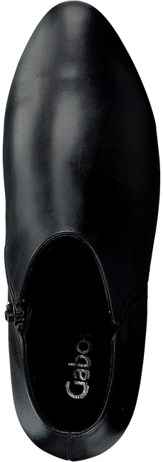 Schwarze GABOR Stiefeletten 700.1 - large