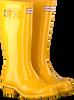 Gelbe HUNTER Gummistiefel ORIGINAL KIDS GLOSS - small