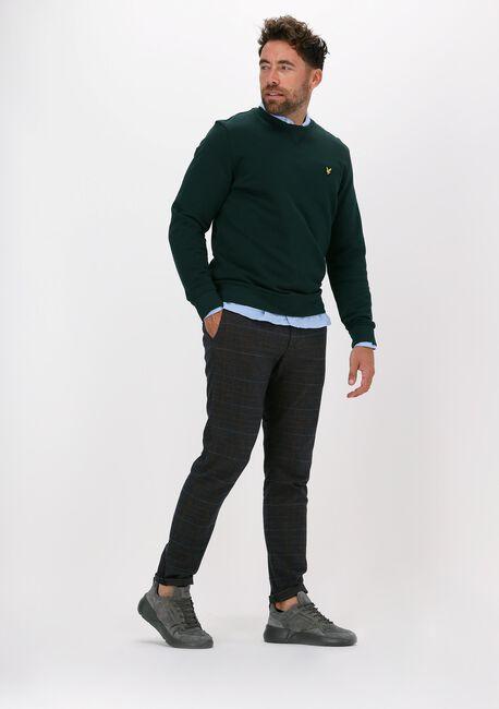 Grüne LYLE & SCOTT Sweater CREW NECK SWEATSHIRT - large