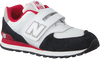 Weiße NEW BALANCE Sneaker YV574 M  - small