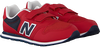 Rote NEW BALANCE Sneaker YV500 M  - small