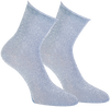 Blaue MARCMARCS Socken BLACKPOOL - small