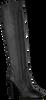 Schwarze FRED DE LA BRETONIERE Hohe Stiefel 193010041  - small