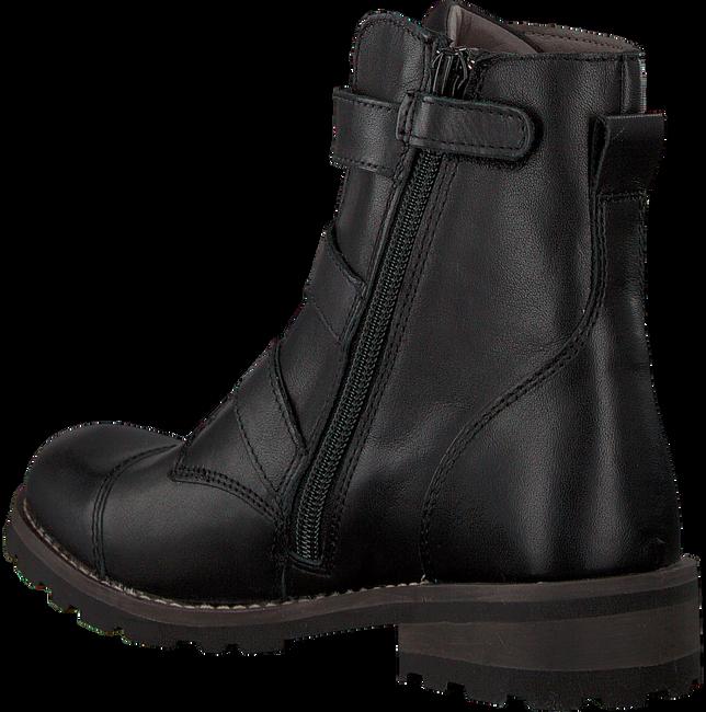 Schwarze BRAQEEZ Ankle Boots TIRZA TONE - large