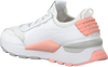 Weiße PUMA Sneaker RS-0 SOUND DAMES  - small
