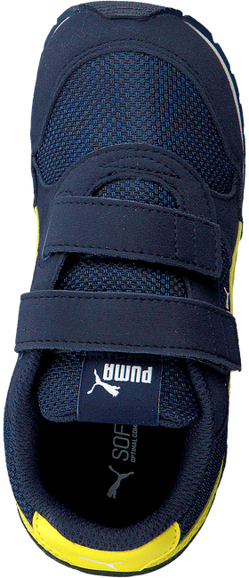 Blaue PUMA Sneaker low ST RUNNER V2 MESH J  - large