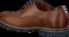 Cognacfarbene VAN LIER Business Schuhe 1855601 - small
