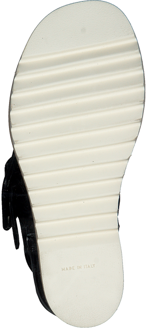Schwarze LAURA BELLARIVA Sandalen 3381  - large