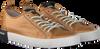 Cognacfarbene BLACKSTONE Sneaker PM66  - small