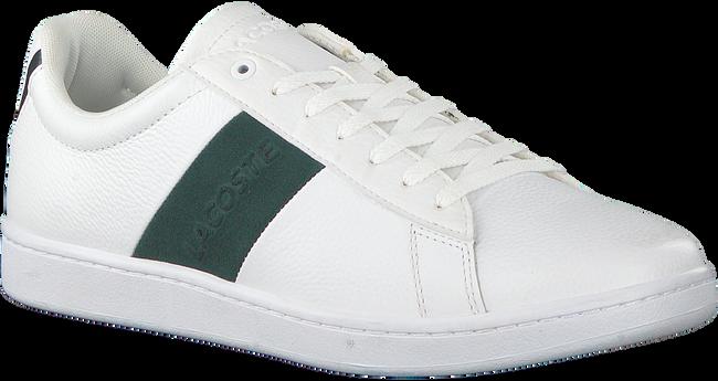 Weiße LACOSTE Sneaker CARNABY EVO 319 1  - large