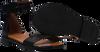 Schwarze OMODA Sandalen M05060  - small