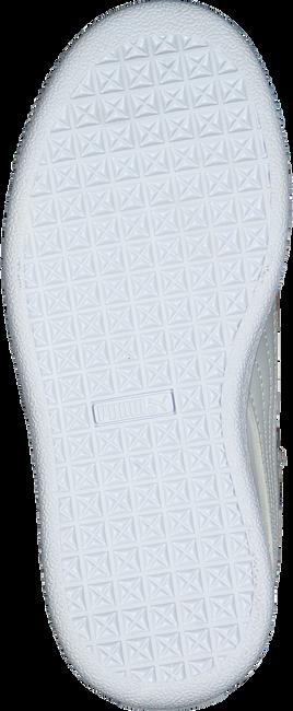 Weiße PUMA Sneaker BASKET CRUSH PATENT AC  - large