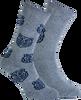 Graue MARCMARCS Socken DIMITRI  - small