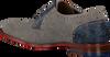 Graue FLORIS VAN BOMMEL Business Schuhe 18107  - small