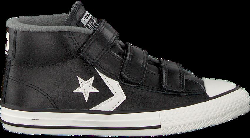 Schwarze CONVERSE Sneaker STAR PLAYER 3V MID - larger