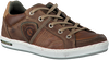 Braune BJORN BORG Sneaker ROCCO KIDS - small
