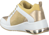 Goldfarbene GUESS Sneaker low JARYDS  - small