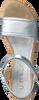 Silberne UNISA Sandalen TACHIN - small