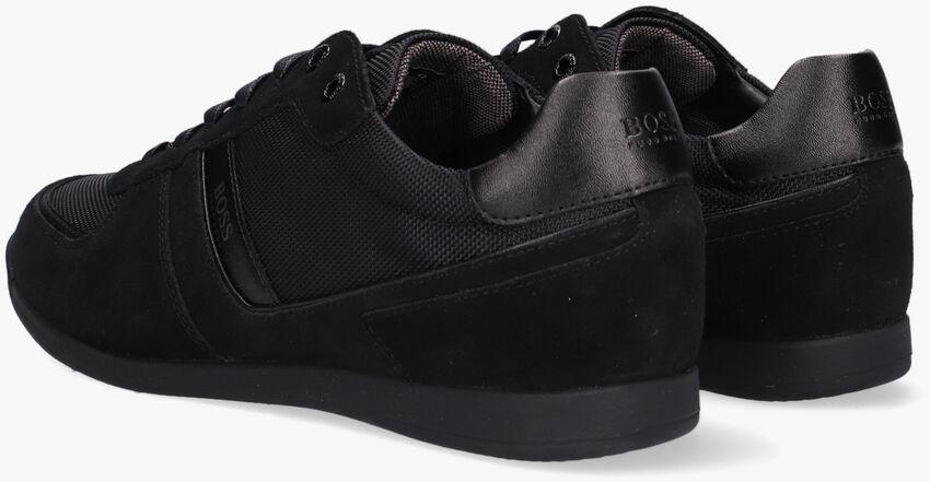 Schwarze BOSS Sneaker GLAZE LOWP  - larger