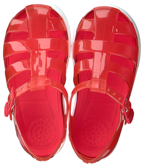 Rote IGOR Sandalen S10107 - large