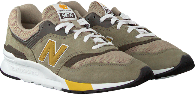 Grüne NEW BALANCE Sneaker low CM997  - large