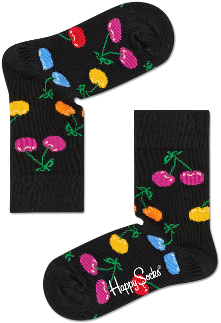 HAPPY SOCKS Socken CHERRY KIDS - large