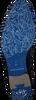 Blaue FLORIS VAN BOMMEL Business Schuhe 18082  - small