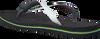 Schwarze HAVAIANAS Zehentrenner BRASIL MIX - small
