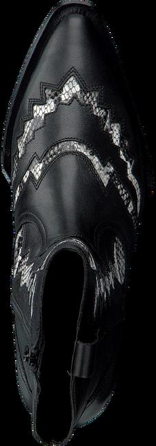 Schwarze BRONX Cowboystiefel 47170 - large