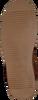 Cognacfarbene GIGA Stiefeletten 8704 - small