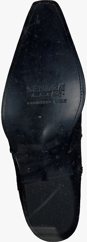 Schwarze SENDRA Cowboystiefel 5200  - larger