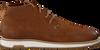 Cognacfarbene REHAB Sneaker NAZAR NUB VINTAGE  - small