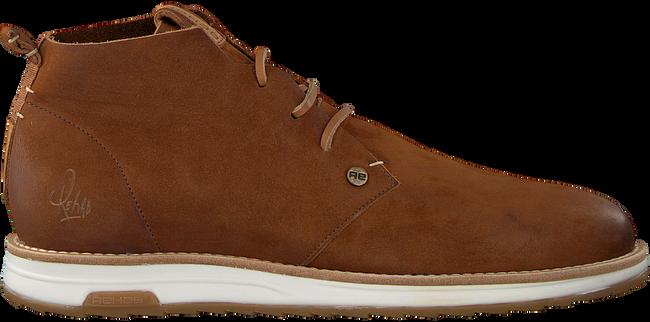Cognacfarbene REHAB Sneaker NAZAR NUB VINTAGE  - large