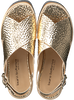 Goldfarbene LAURA BELLARIVA Sandalen 3266  - small