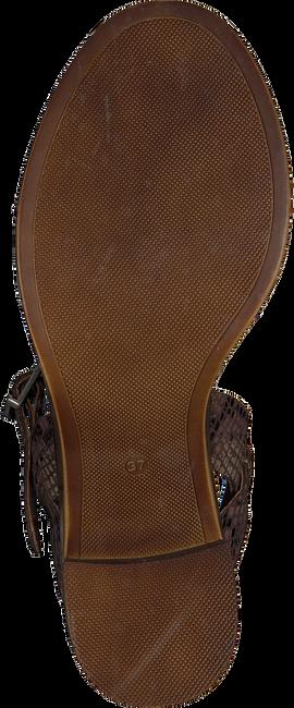Braune RED-RAG Sandalen 79174  - large