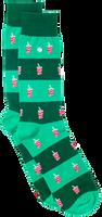 Grüne Alfredo Gonzales Socken SHAKE SHACK  - medium