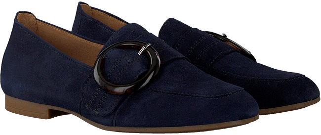 Blaue GABOR Loafer 212.1  - large