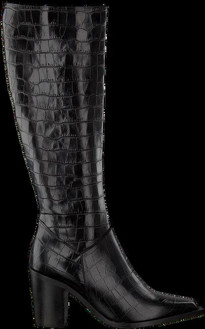 Schwarze NOTRE-V Hohe Stiefel AH183 FORMA 802418 FONDO TACCO  - large