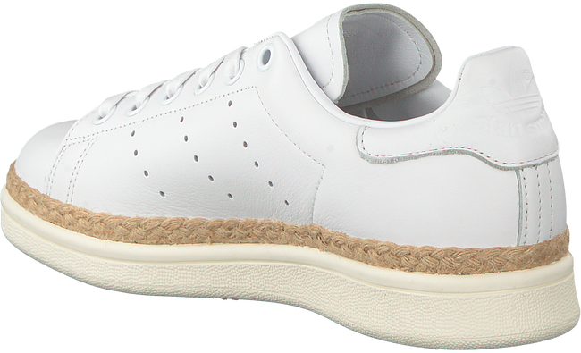 Weiße ADIDAS Sneaker STAN SMITH BOLD - large